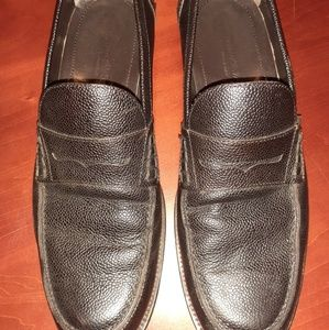 Ermenegildo Zegna Mens Loafers